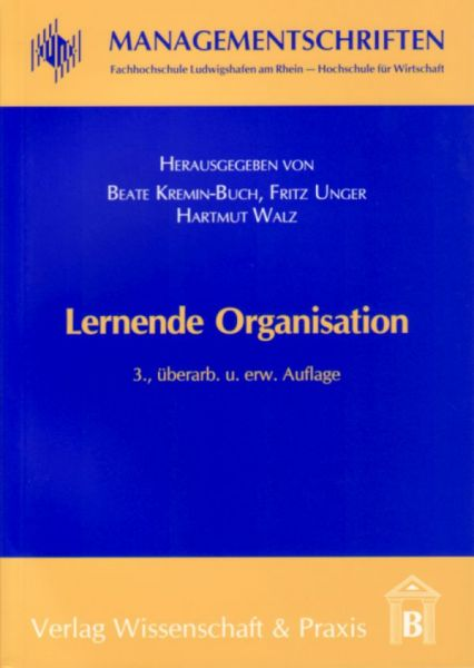 Lernende Organisation.