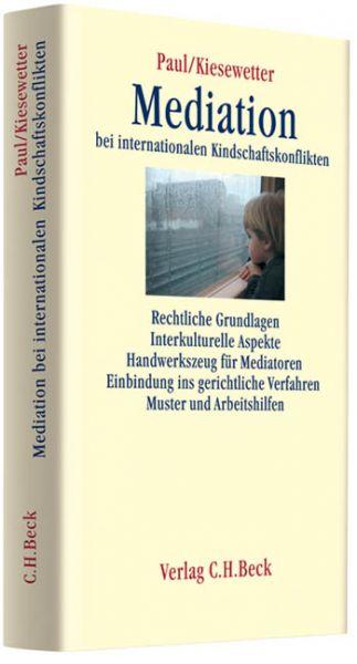 Mediation bei internationalen Kindschaftskonflikten