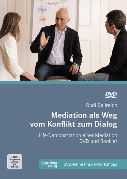 Mediation als Weg vom Konflikt zum Dialog