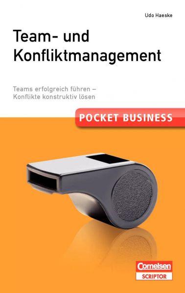 Pocket Business. Team- und Konfliktmanagement