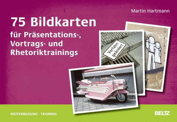 75 Bildkarten für Präsentations-, Vortrags- und Rhetoriktrainings