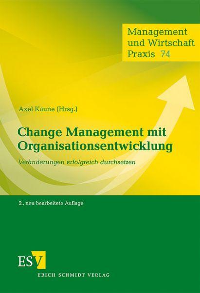 Change Management mit Organisationsentwicklung