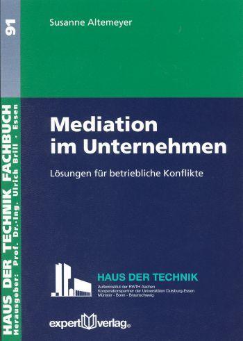 Mediation im Unternehmen