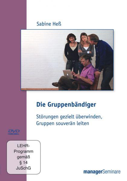 DVD - Die Gruppenbändiger