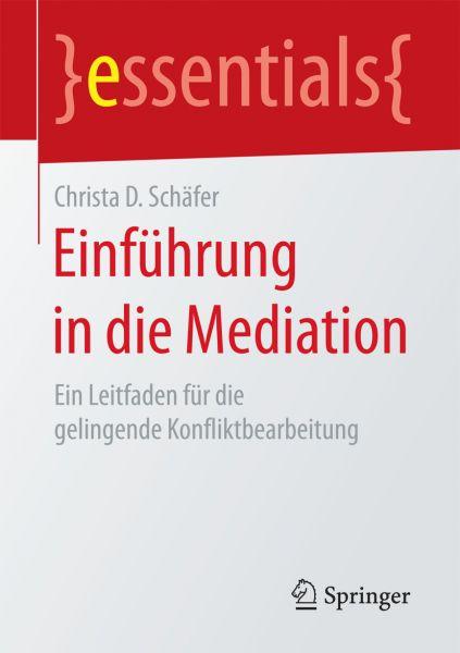 Einführung in die Mediation