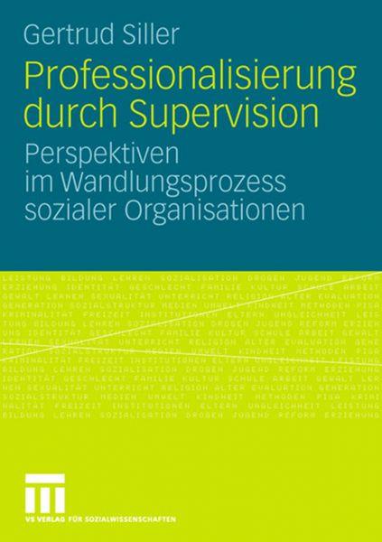 Professionalisierung durch Supervision
