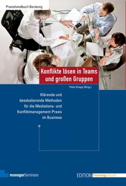 Konflikte lösen in Teams und großen Gruppen