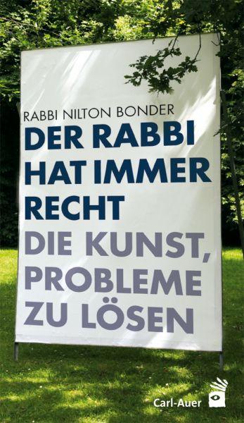 Der Rabbi hat immer Recht