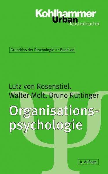 Grundriss der Psychologie / Organisationspsychologie