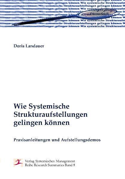 Wie Systemische Strukturaufstellungen gelingen können