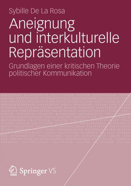 Aneignung und interkulturelle Repräsentation