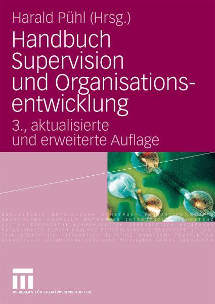 Handbuch Supervision und Organisationsentwicklung