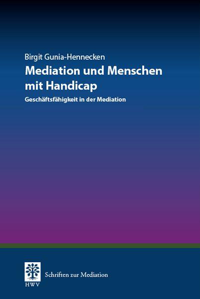 Mediation und Menschen mit Handicap
